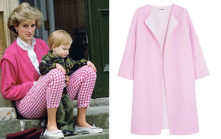 كيف عاد ستايل الأميرة ديانا إلى واجهة الموضة اليوم؟