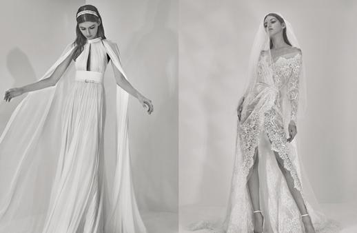 12 صورة لعروس إيلي صعب: ستايلات لم تريها من قبل!