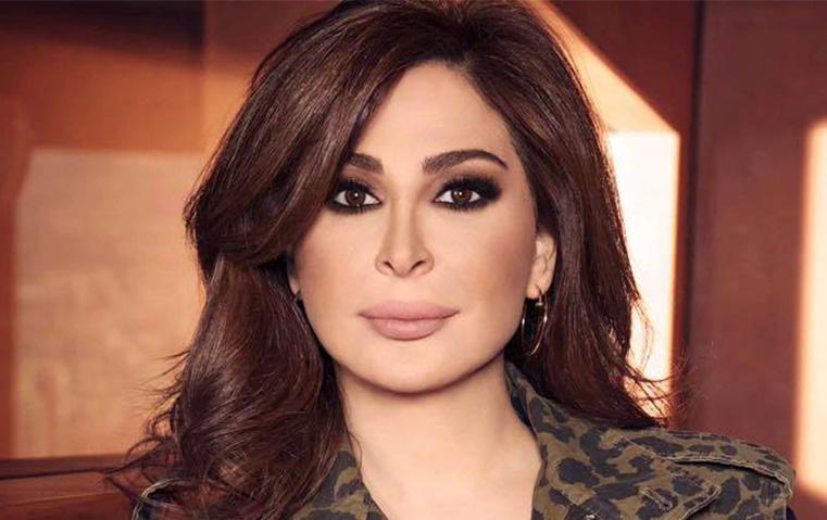 هكذا تستمتع إليسا بوقتها في أفخم فنّادق لبنان
