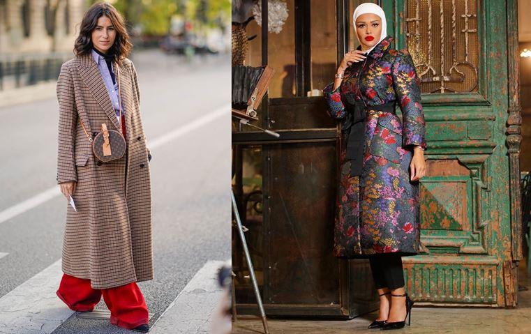 أيقونات الموضة العربيات بدأن بمواكبة أضخم صيحات 2018... استلهمي منهن!