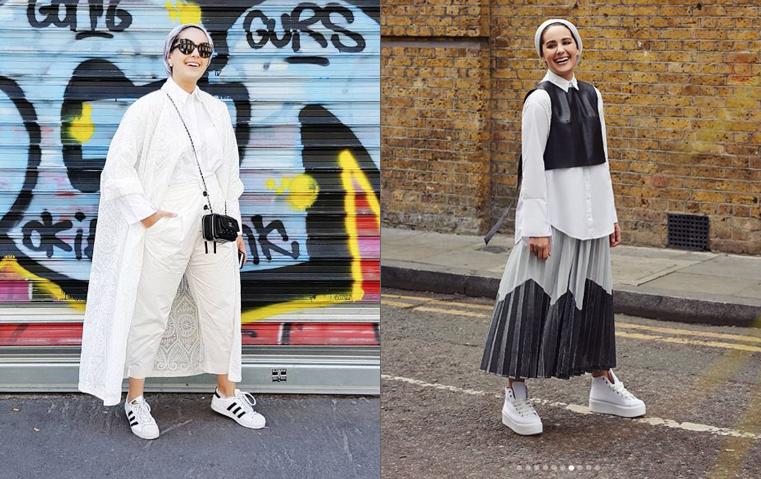 a15ed027d هكذا تنسّقين أزياء المونوكروم على خطى المدوّنة آسيا | Gheir