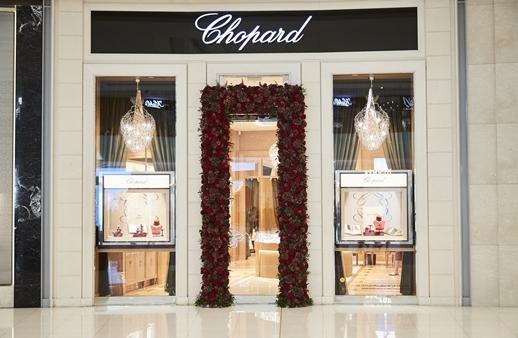 مجوهرات شوبارد الصديقة للبيئة تأتيكِ الآن إلى دبي!
