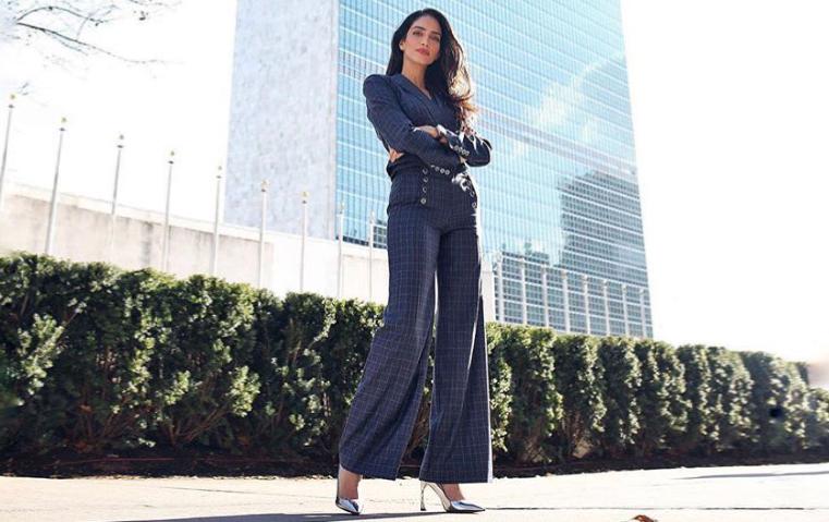 جسيكا قهواتي تتحدث عن قضايا الشباب ومشكلة التمييز في الأمم المتحدة في نيويورك