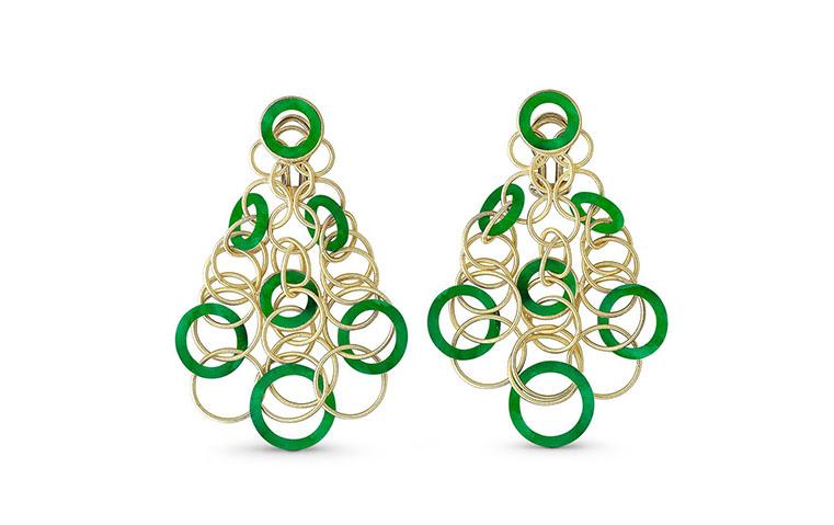 اخترنا لكِ أجمل 10 قطع مجوهرات بالأحجار الخضراء لعيد الأضحى