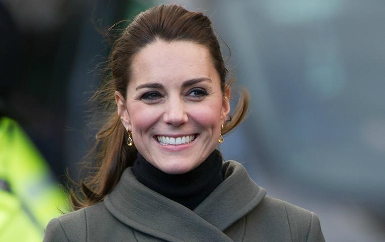 فستان كيت ميدلتون الذي أزعج أفراد العائلة المالكة