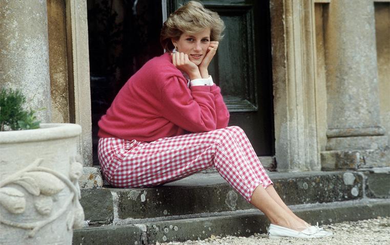 هكذا سبقت الأميرة ديانا كيت ميدلتون في إرساء قواعد أحذية النيود