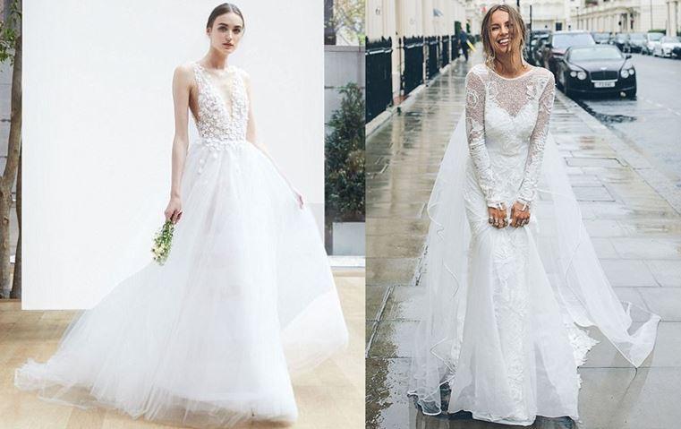 استعداداً للزفاف في الربيع: هل ستختار ميغان ماركل إحدى هذه الفساتين التي صُممت خصيصاً لها؟