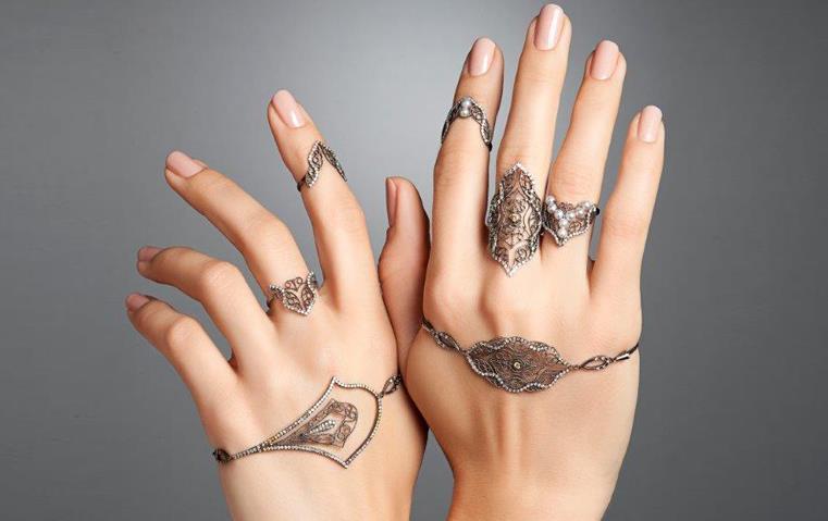 مجوهراتك في رمضان اجعليها بطابع الأرابيسك !