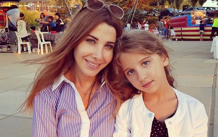 هل شاهدتِ هذه الصورة لابنة نانسي عجرم من قبل؟
