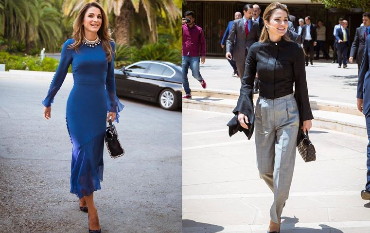 هكذا تحصلين على ستايل الملكة رانيا الصيفي!