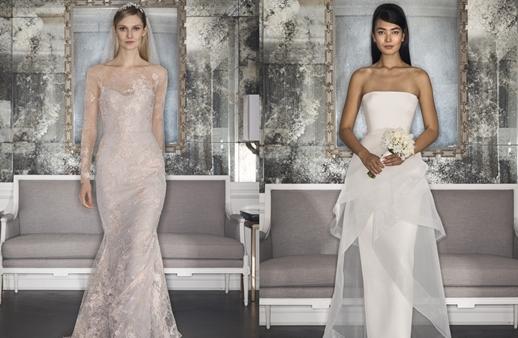 """هل أنت عروس """"عصرية""""؟ هذه الفساتين ستليق بك حتماً!"""