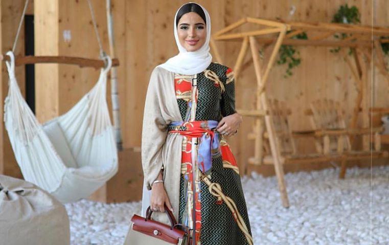 8e4a72f93 5 مدوّنات موضة من عالمنا العربي سيلهمنك لإطلالاتك المحتشمة في رمضان ...