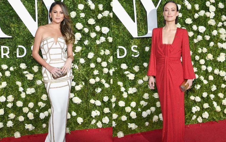 إليك أجمل فساتين السهرة من حفل جوائز Tony Awards