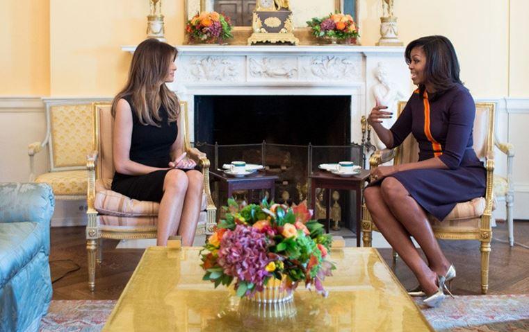 هذه هي الفروقات الأساسية بين ستايل ميشيل أوباما وميلانيا ترامب