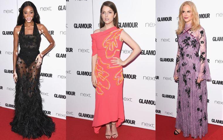 غياب الإبهار عن إطلالات عن Glamour of The Year Awards