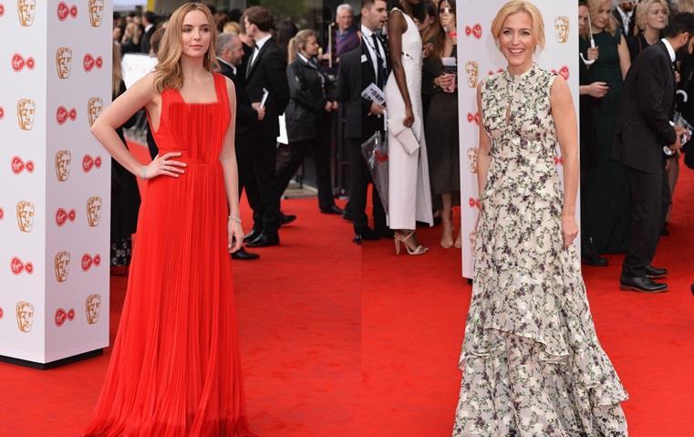 إليك 10 من أجمل فساتين حفل جوائز TV BAFTA  البريطانية