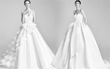 لماذا تختارين فستان زفاف عادياً إن كان فستان غريس كيلي في متناولك؟