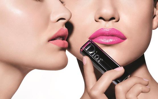 Gheir تشاركك الخطوات الـ4  لتطبيق Dior Addict Lacquer Stick!
