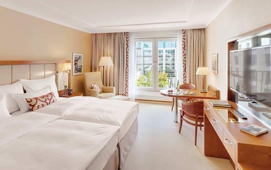خذي بنصيحتنا وأقيمي في هذا الفندق الراقي في زيارتك المقبلة لهامبورغ!