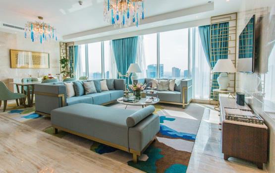 فاجئي أمك بهذا الجناح الرئاسي الجديد في دبي!