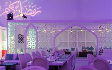 رمضان في سيتي ووك دبي بأبهى حلة مع هذه الخيمة!