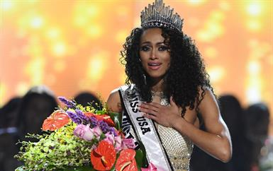 لهذا السبب فازت هذه الفتاة بلقب ملكة جمال أميركا
