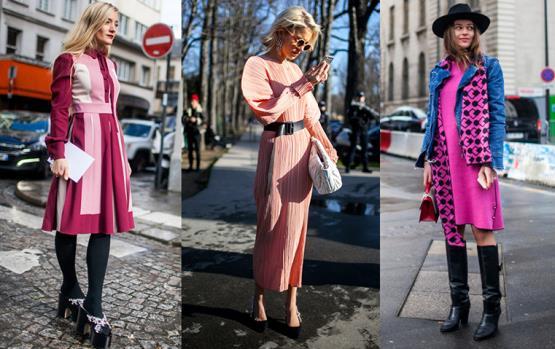 صيحات الستريت ستايل من باريس: ألوان وطبقات وابتكار