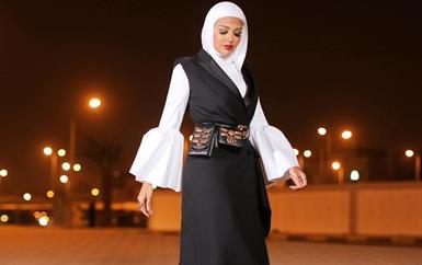 هذه هي الصيحة التي تعشقها الفاشنيستا مريم محمد... ونحن على خطاها!