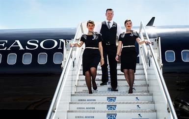 إنه برنامج الطيران الخاص الذي يليق بأسلوب سياحتك المترف