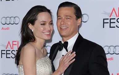 الطلاق بين أنجلينا جولي و براد بيت توقّف، ولكن بشروط