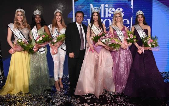 إليك تفاصيل انتخاب ملكة جمال أوروبا في بيروت