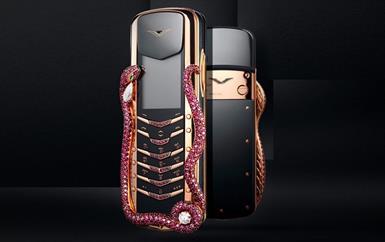 """إليكِ """"كوبرا"""".. الهاتف الأغلى في العالم!"""