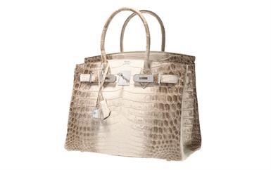 من حقائب Hermès العريقة تستحق هذه أن تكون الأثمن والأكثر ندرة