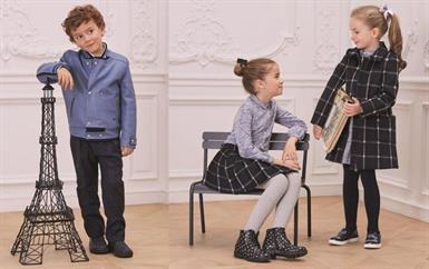 باريس بعد الحرب: فرح وبراءة بتوقيع Baby Dior بمناسبة عيده الخمسين!
