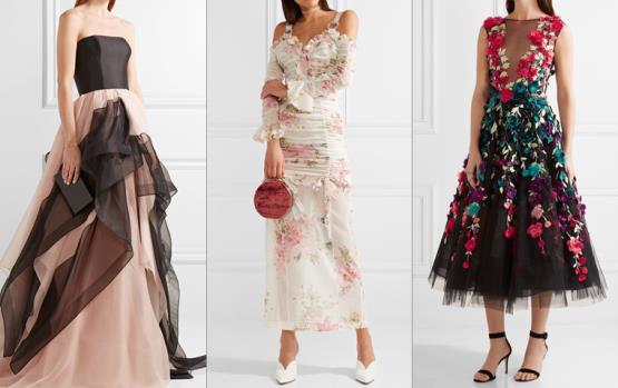 اختاري فستانك من بين هذه الصيحات الخمس لتلبية حفلات الزفاف!