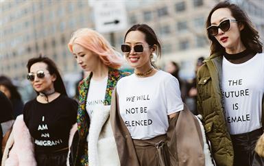"""نهضة النساء في عالم الموضة... هذه هي حكاية """"دعم الحركات النسائية""""!"""