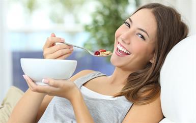 وصفة فطور لذيذة، تخلّصك من دهون البطن