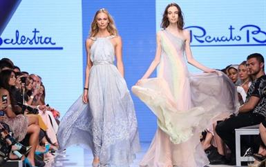 إليكِ 3 من أجمل تشكيلات اليوم الثالث من أسبوع الموضة العربي