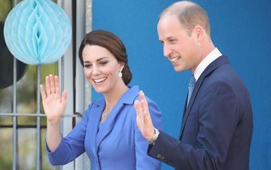 الخبر أصبح أكيداً! كيت ميدلتون حامل بطفلها الملكي الثالث