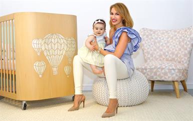 جلسة تصوير مع ناريمان كردي وابنتها ميلا سكاي: كنساء يمكننا أن نهزم العالم!