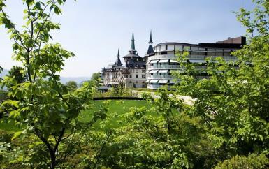 استقبلي رمضان في هذا القصر السويسري ولا تفوّتي العرض الخاص بالخليجيّين!