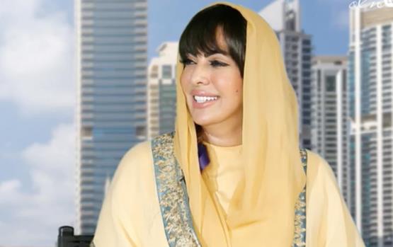 لقاء خاص مع سيدة الأعمال الإماراتية مريم السويدي