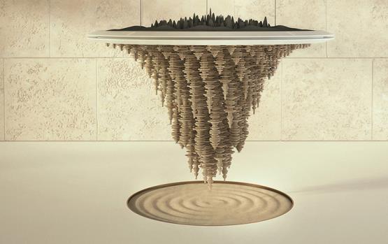 شاهدي أجمل الأعمال الفنية في أيام دبي للتصميم