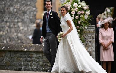 كل ما تحتاجين إلى معرفته عن زفاف بيبا ميدلتون بالتفاصيل والصور!
