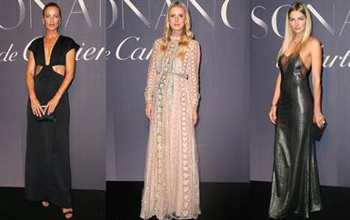 إليك مشاهداتي من حفل إطلاق مجوهرات Résonances de Cartier في نيويورك