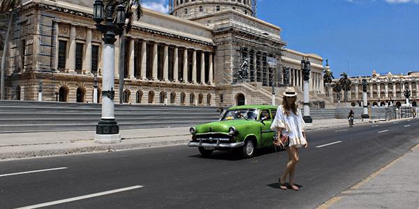 صور في أرجاء هافانا
