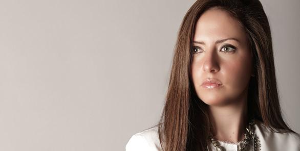 الأردنية إدلينا جويس عيسى، اسم لمع في عالم الأزياء