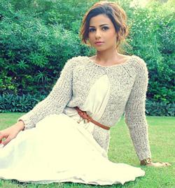 مهيرة عبدالعزيز لـGheir: غرفة واحدة لملابسي لا تكفيني