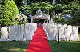 للعروس: إرشادات حول كيفية اختيار مكان الزفاف المناسب
