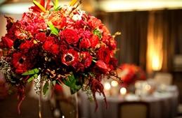 أزهار الزفاف .. عنوان الاناقة في مناسبتك السعيدة